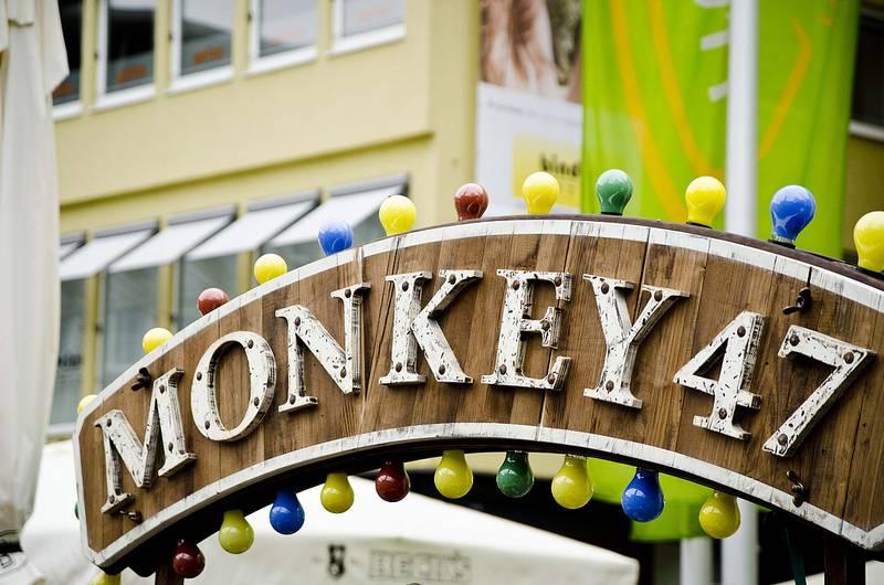 Monkey 47 Pernod Ricard