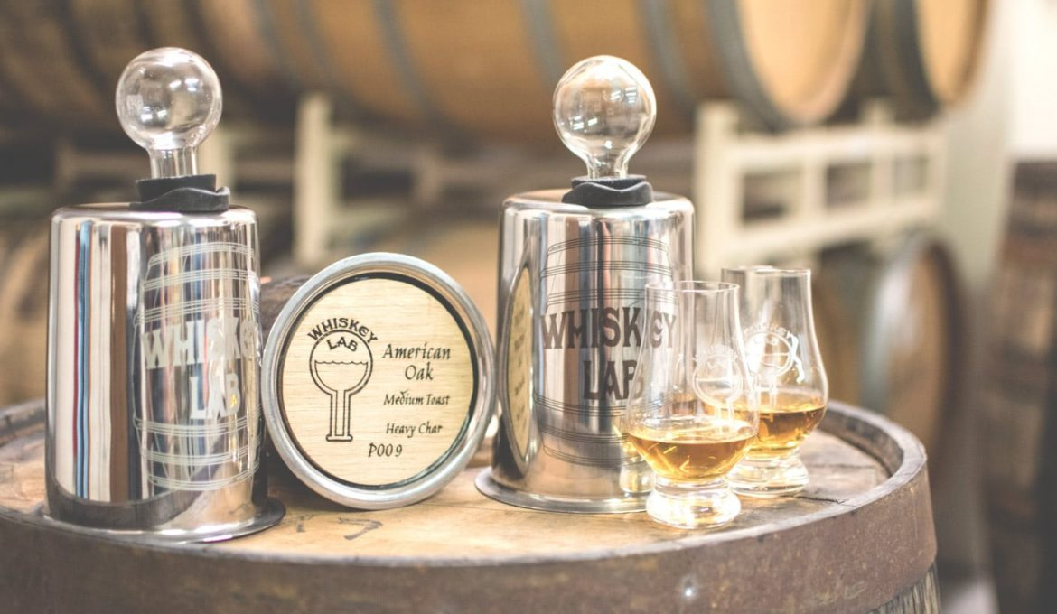 Whiskey Lab – Age Your Own Whiskey