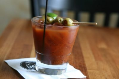 Bloody Mary Glas
