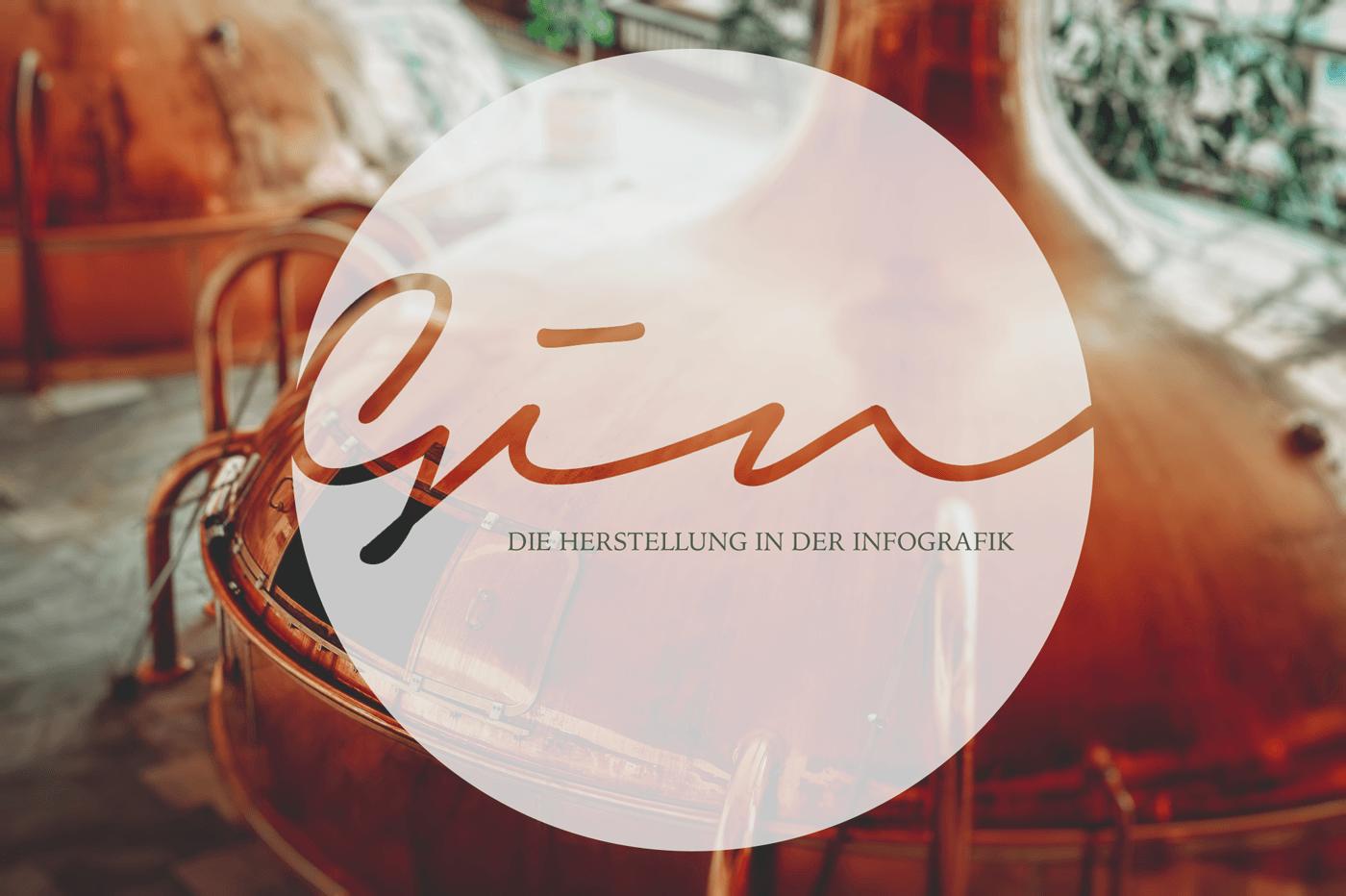 Gin Herstellung