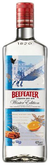 Beefeater Winter Edition Flasche