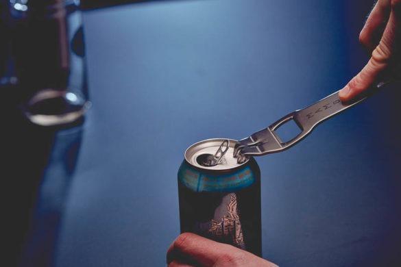 The Mamba – Bartending Tool und Flaschenöffner