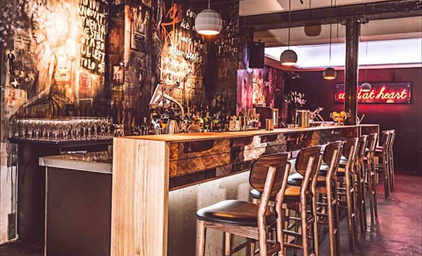 Chinaski Bar in Frankfurt am main - It's all about the Bars