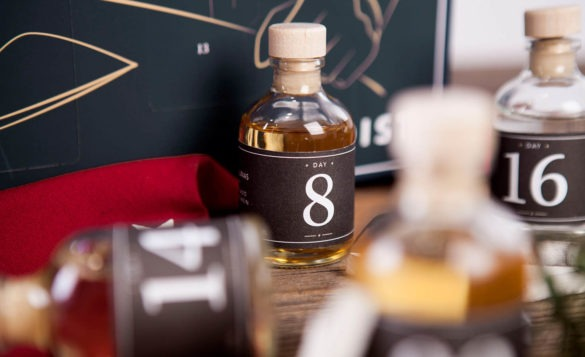 Spirits Adventskalender 2017 von Foodist