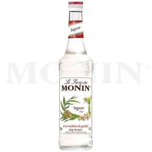 7 MONIN-Sirupe zur Weihnachtszeit (Ingwer)