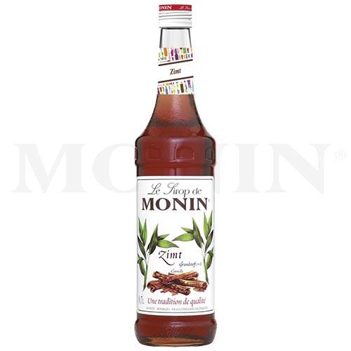 7 MONIN-Sirupe zur Weihnachtszeit (Zimt)