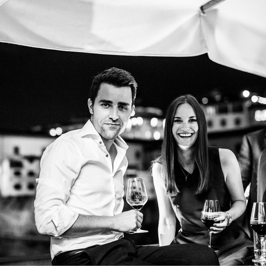 Stefanie und Sebastian. Die Gründer von TierraMonte aus München.