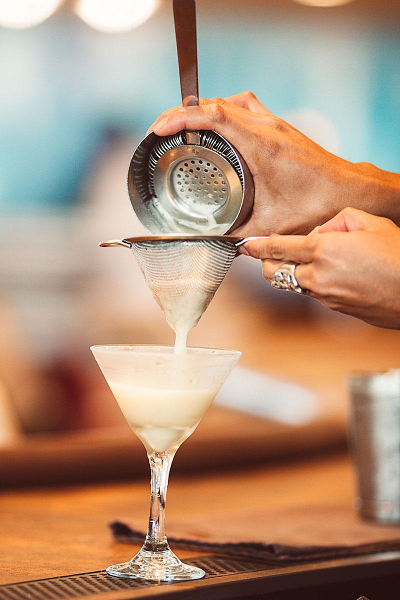 Alkoholfreie Weihnachtscocktails