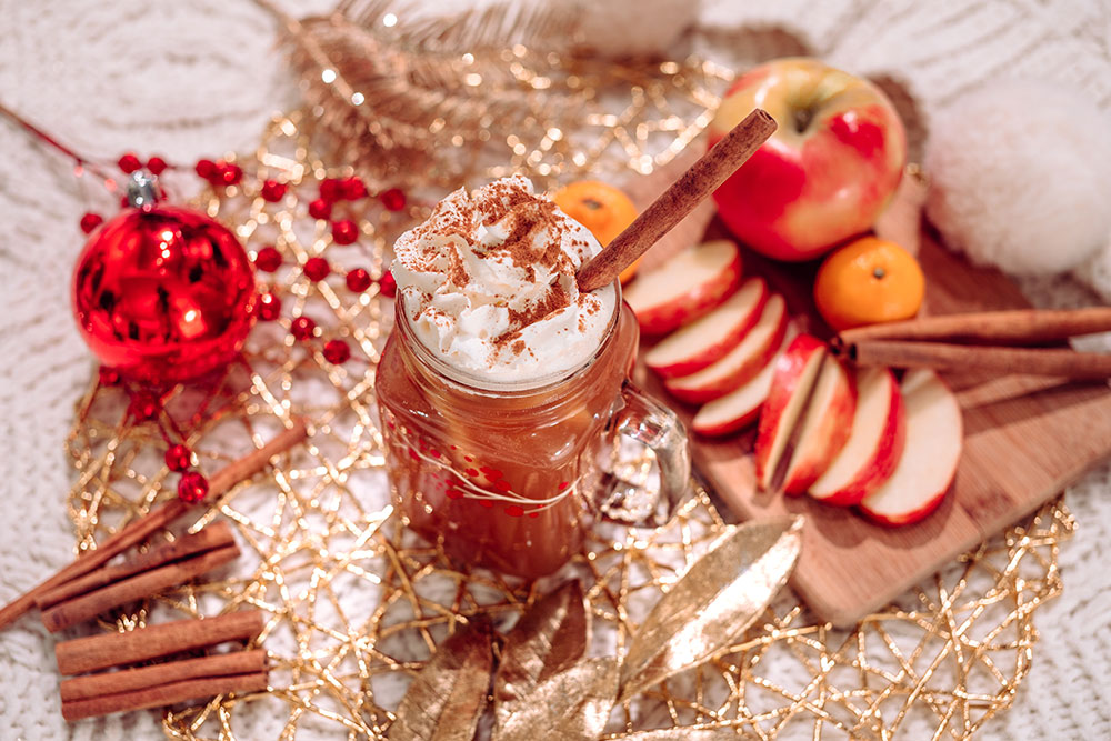 Alkoholfreie Cocktails zu Weihnachten